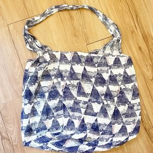 Free People Reusable Shopping Carry All Tote Bag - Great Condition